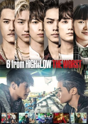 6 From High & Low The Worst Episode 4
